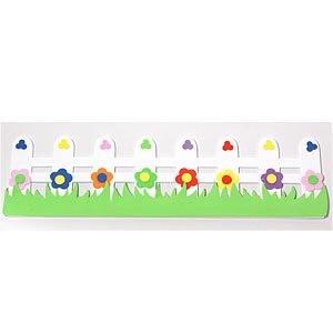 좋은친구들/꽃담장울타리/환경구성용품 배경판(50X13.5cm) 006