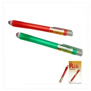 프레스(채점용) 샤프식 색연필