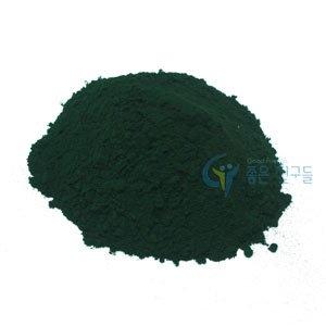 클로렐라분말(녹색) 1kg/천연분말염료/천연염색가루/만들기재료/꾸미기재료