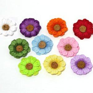 환경구성용품/조화꽃/와플매직국화 소(3.5cm)