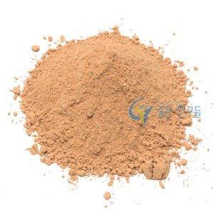 황토분말 1kg/천연분말염료/천연염색가루/만들기재료/꾸미기재료