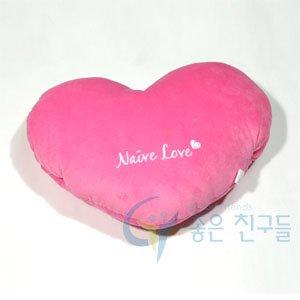 10000 큐트팔베개쿠션(핑크)/선물용쿠션