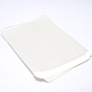 좋은친구들 비닐팩/투명비닐봉투/opp접착비닐봉투/200장 18x25+4