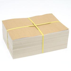 마분지/두꺼운도화지/4절 도화지 1묶음(500장)
