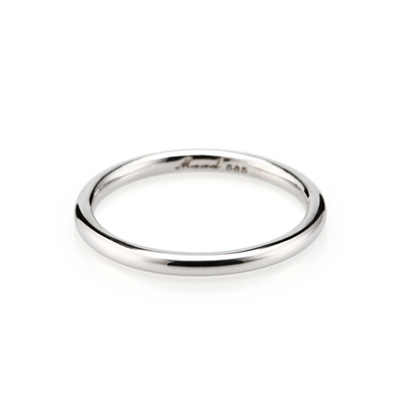 MR_Band I MR-I 메드밴드링 (소slim)_2.0mm 14k_WG