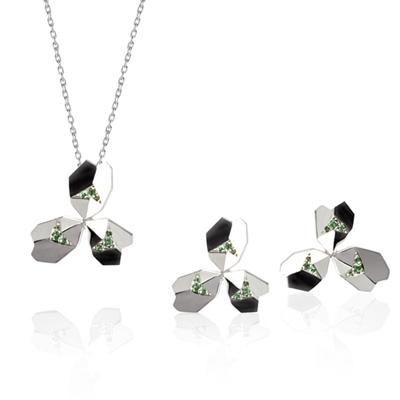 Clover_Promise 프러미스 클로버 Set Emerald