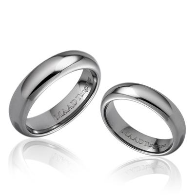 TungstenGold 잉글리쉬 심플밴드 텅스텐 커플링 (5,6mm)_ Tungsten
