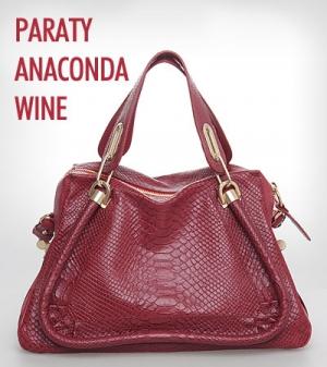 아나콘다 파라티백 [이태리소가죽] 와인