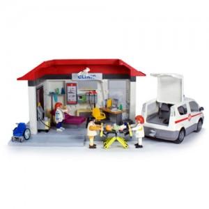 플레이모빌 디럭스-응급실세트(5012)
