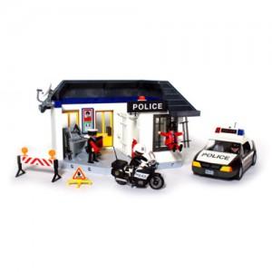 플레이모빌 디럭스-경찰서세트(5013)