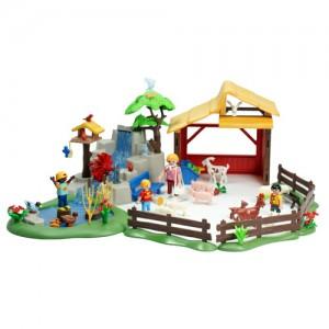 플레이모빌 어린이동물원(4851)