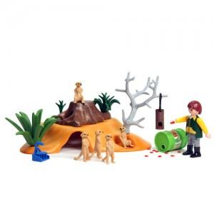 플레이모빌 미어캣가족(4853)