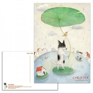 [TiG]Chester 엽서 03