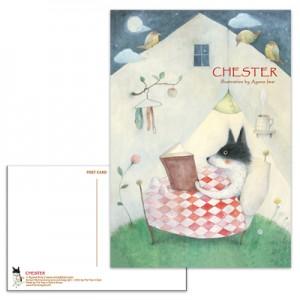 [TiG]Chester 엽서 05