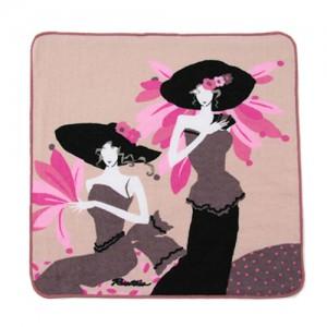 로즈미사-타월손수건(핑크)