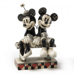 [Disney]미키마우스: Mickey and Minnie Sit (4023571)