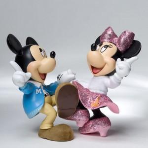 [디즈니쇼케이스]미키마우스: Mickey and Minnie Jitterbug (4022355)