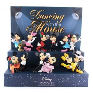 [디즈니쇼케이스]미키마우스: Mickey and Minnie Dancing set (4021911) -디스플레이증정