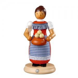 스모킹맨 / 뜨거운만두를 파는 여인, 25Cm - 16657