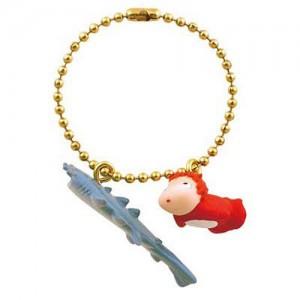 포뇨 물고기도감 키홀더(상어) - 벼랑 위의 포뇨