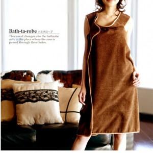 Bath Ta robe 목욕가운