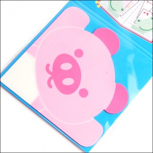 돼지 메모 포켓