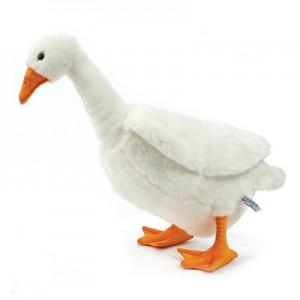 [HANSA]White Goose(거위1) 3709번/41*50cm
