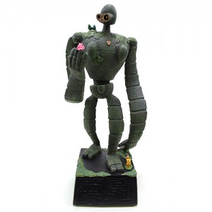 [스크레치] 라퓨타 오르골(로봇병) -천공의성라퓨타