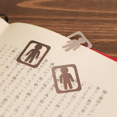 Decole humania 북마크 클립 20p set(일본직수입)