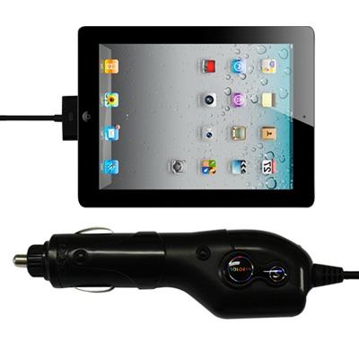 [SOLOZEN] 아이패드 아이폰 차량용충전기