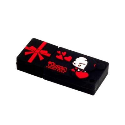 뿌까 PUCCA 케릭터 USB 4GB 귀엽고 깜찍한 메모리 PUM300