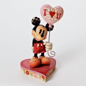 [Disney] 미키마우스: Mickey with Heart Balloon (4026087)