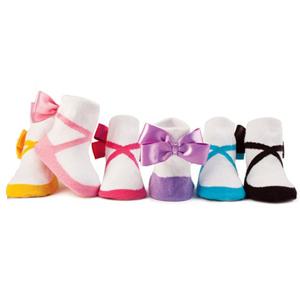 [TRUMPETTE] Ballerina (0-12 M)_아기양말