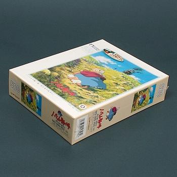 [ONLY ONE] 퍼즐 500-253 황무지 너머로 - 하울의 움직이는 성