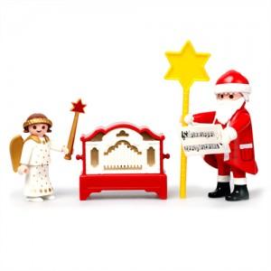 플레이모빌 작은천사와 산타와 오르간(4889)