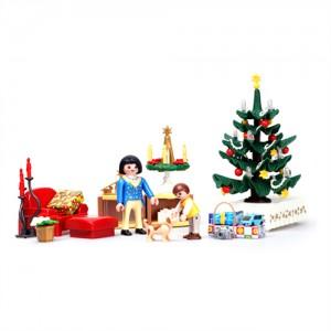 플레이모빌 크리스마스 거실(4892)