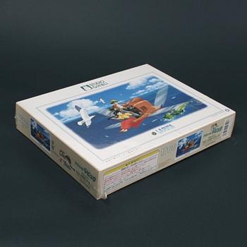 [ONLY ONE]퍼즐 1000-218 너를태우고 - 천공의 성 라퓨타