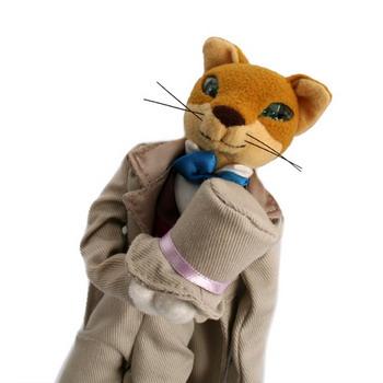 바론 봉제인형 S - 고양이의 보은