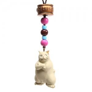 핸드폰줄(무타) - 고양이의 보은