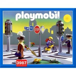플레이모빌 교통신호등(3987)