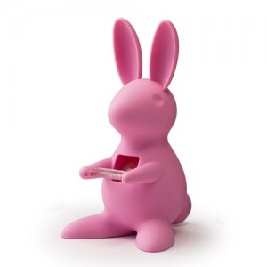 [QUALY 퀄리] Desk Bunny Tape Dispenser (테이프 디스펜서)