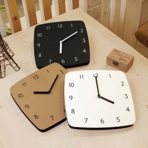 샌드위치 사각 시계_Number Type