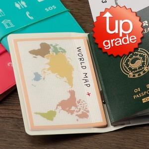 World Travel Pocket Map - 더하기 세계지도