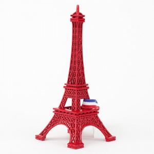 에펠탑 피규어 레드 대