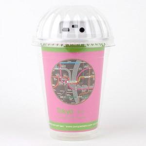 커피컵모양 스피커-도쿄