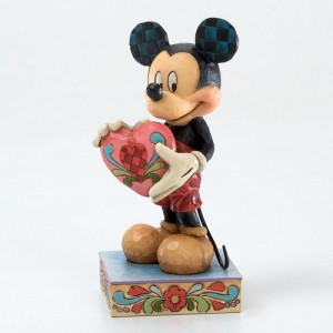 [Disney] 미키마우스: Mickey with Heart (4026084)