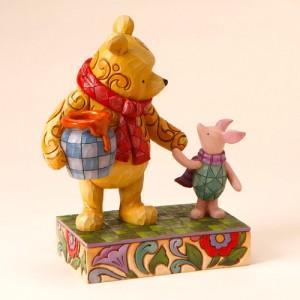 [Disney] 곰돌이푸우: Classic Pooh and Piglet (4016588)