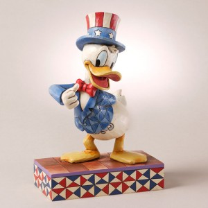 [Disney] 도날드덕: Patriotic Donald Duck (4027134)