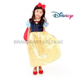 Disney 디즈니 코스튬 ★럭셔리라인★ 백설공주 셋트(드레스+망토+머리띠+브롯치)