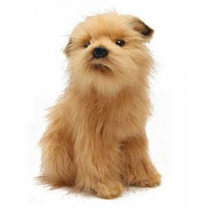 [HANSA] Dog-Norfolk Terrier(노르포크테리어1) 4126번/27x25cm
